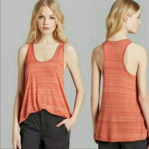 Vince | Burnt Orange Tank Top